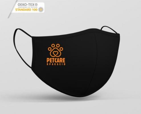 Μάσκες προστασίας τυπωμένη
