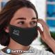 Μάσκες Διαφημιστικές Προστασίας Flex