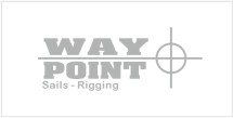 Way Point sails logo