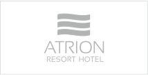 ξενοδοχείο atrion logo