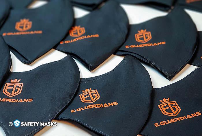 E-Guardians μάσκα προστασίας