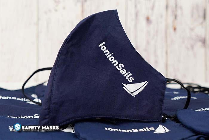Ionion Sails μάσκα προστασίας