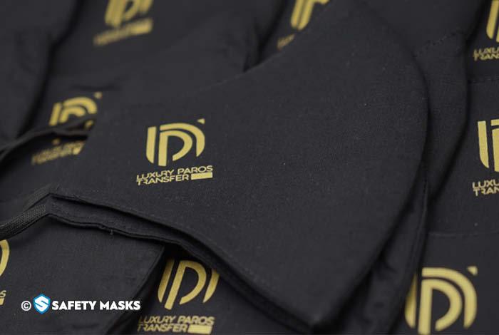 Luxury Paros Transfer μάσκα προστασίας