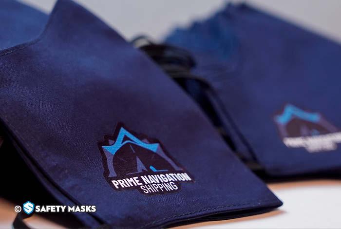 Prime Navigation Shipping μάσκα προστασίας