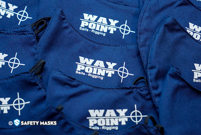 Way Point Sails Rigging μάσκα προστασίας
